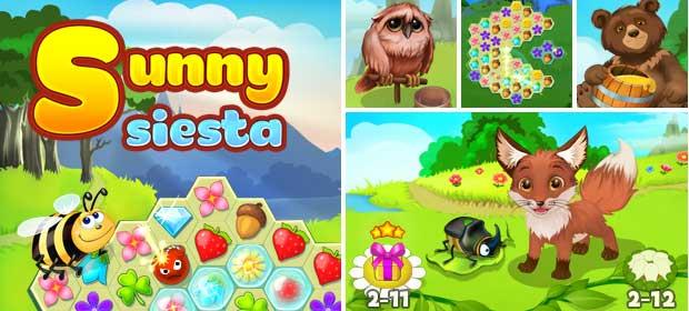 Sunny Siesta - free match 3
