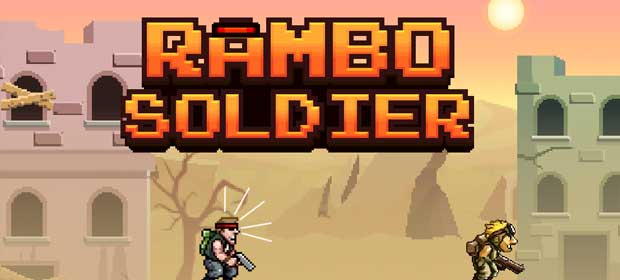 Soldiers Rambo