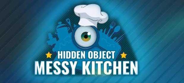Hidden Object - Messy Kitchen