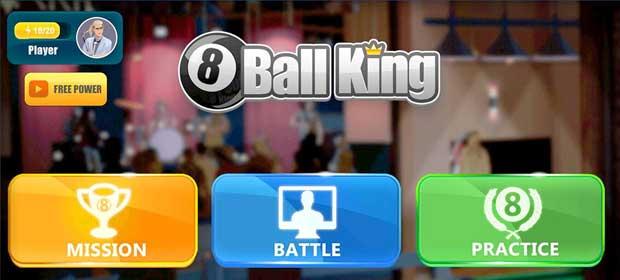 8 Ball King - Pool Billiards