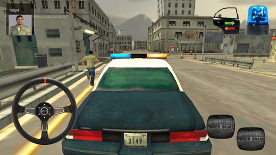 Police Car Sniper