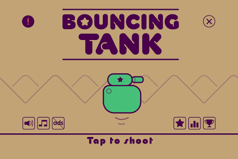 Bouncing Tank (shooter)