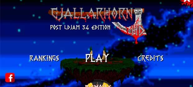 Gjallarhorn: A Viking Arcade
