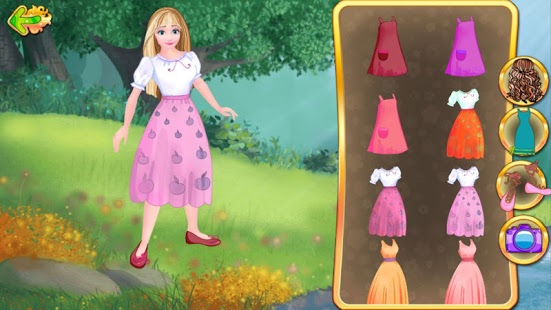 Dress Up: Cinderella