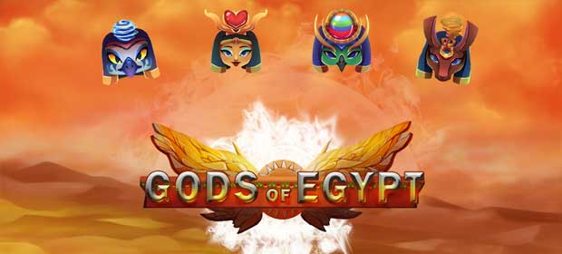Gods of Egypt: Match 3