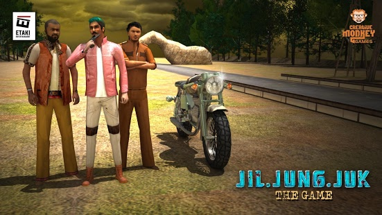 Jil Jung Juk - Official Game