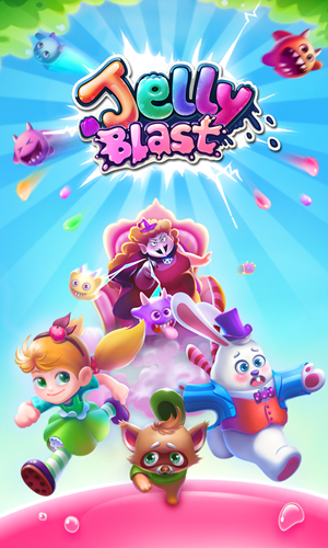 Jelly Blast-Candy Trip