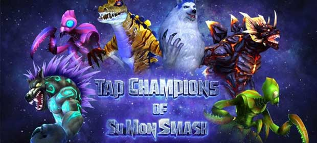 Tap Champions of Su Mon Smash