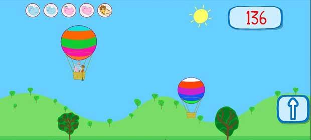 Baby Balloon Journey