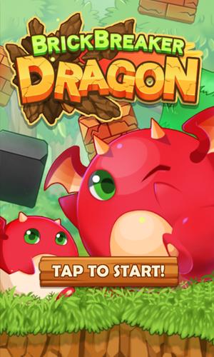 Brick Breaker Dragon