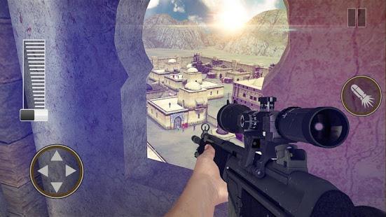 Sniper Shooter Bravo