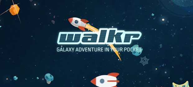 Walkr: Fitness Space Adventure