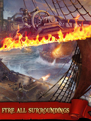 Battle of Pirates-Last Ship