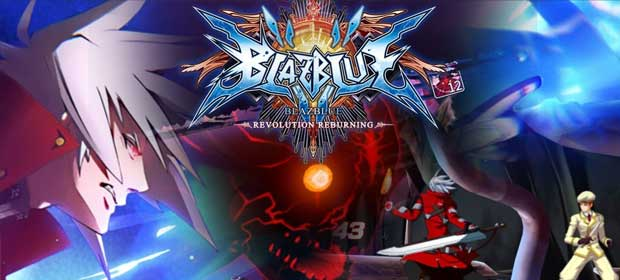 BlazBlue RR - Fighting