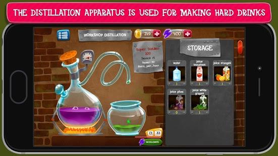 Alcohol Factory Simulator