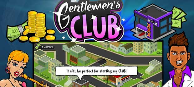Gentlemens Club - Be a tycoon