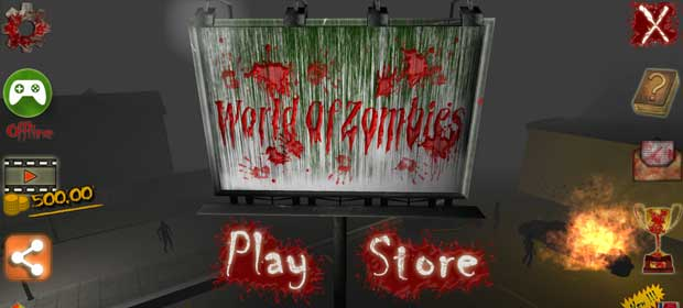 World of Zombies