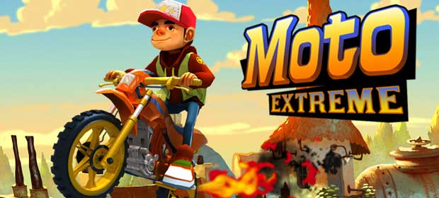 Moto Extreme - Motor Rider