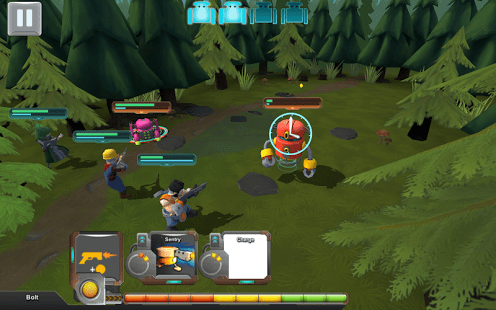 Robo Realm Heroes