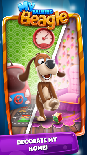 Talking Puppy Dog–Virtual Pet
