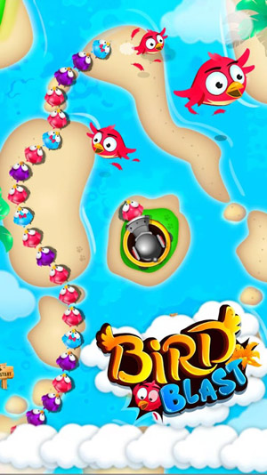 Bird Blast - Marble Legend