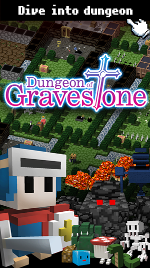Dungeon of Gravestone