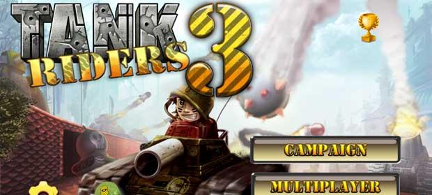 Tank Riders 3 (Unreleased)