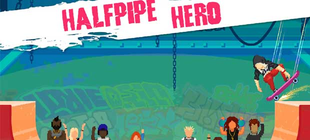 Halfpipe Hero