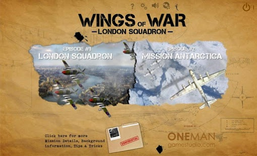 Wings of War - London Squadron