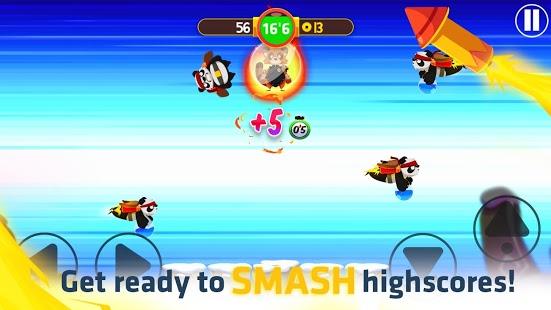 Tanoo Jump - Tanukis VS Pandas
