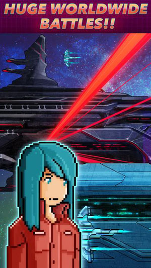 Pixel Starships™ (Early Access Beta) (Unreleased)