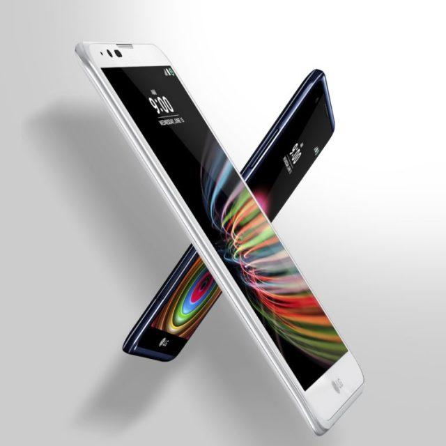 LG annuncia due nuovi telefoni della serie x 1
