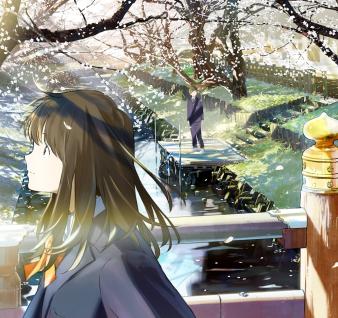 Tsuki ga Kirei - Imagem de divulgação