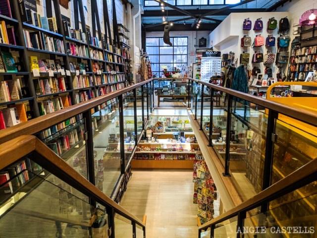 Librerías en Queens, Nueva York - Book Culture