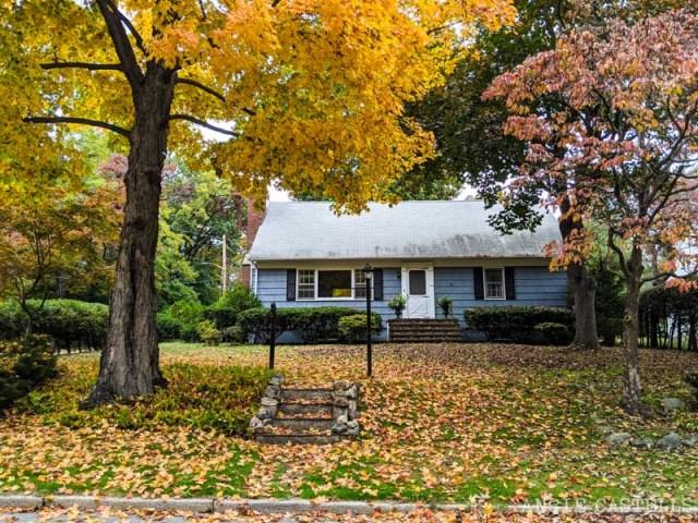 Visitar Sleepy Hollow desde Nueva York en otoño