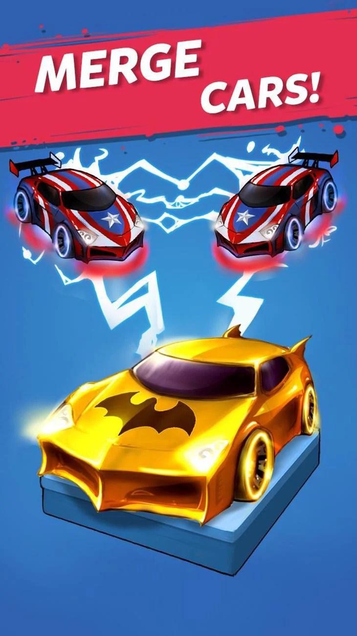 Merge Battle Car Screenshot 1