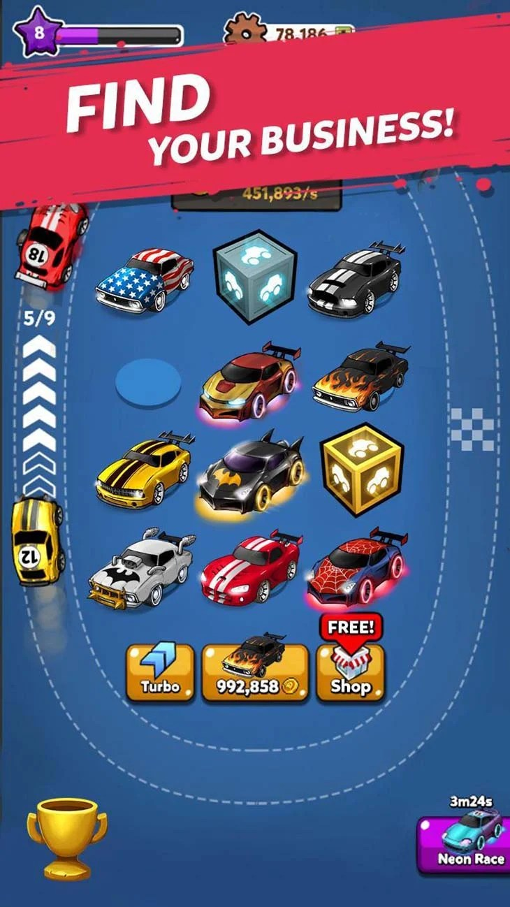 Merge Battle Car Screenshots 3