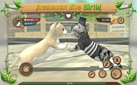 Cat Sim Online Play With Cats Apk Thing Android Apps Free Download