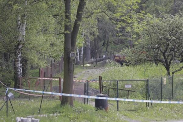 Взрыв на пороховом заводе в Польше. Фото и видео - Апостроф