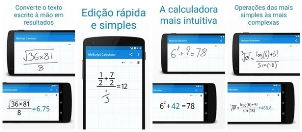 Calculadora MyScript
