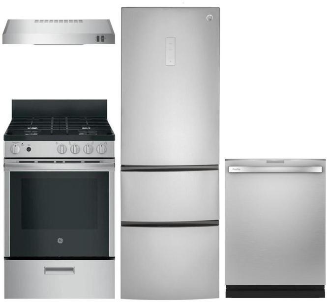 24 Inch Bottom Freezer Refrigerator
