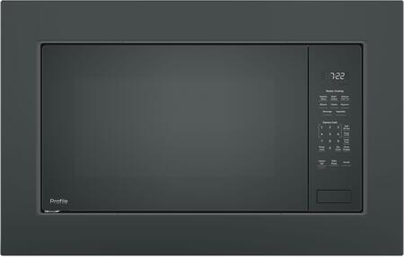 ge profile peb7227dlbb 25 inch built in 2 2 cu ft capacity microwave oven