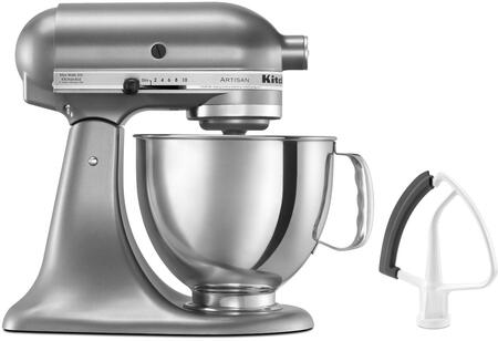 Tilt-Head Stand Mixer with 5 Quart Bowl Size and Flex Edge Beater