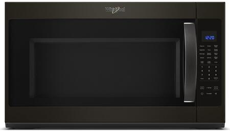 whirlpool wmh53521hv 30 inch over the range 2 1 cu ft capacity microwave oven