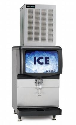 This nugget ice maker by Ice-O-Matic is able to produce up to 1350 lbs of ice per day This ice maker also features systemsafe which is a monitoring system that constantly checks workload on gearbox shutting down system before a problem develops and p...