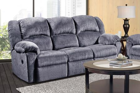 47225M3-119-S-KG Janice Reclining Sofa Kelly