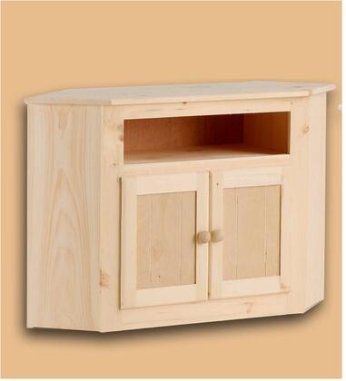 Chelsea Home Furniture proudly offers the Dover Corner TV Stand Unfinished handcrafted with the heirloom quality furniture custom made for you  What makes heirloom quality furniture It   s knowing how to turn a house into a home It   s clean lines in...