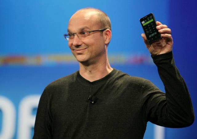 Andy Rubin sẽ không còn đứng đầu bộ phận Android, sản phẩm do chính mính tạo ra