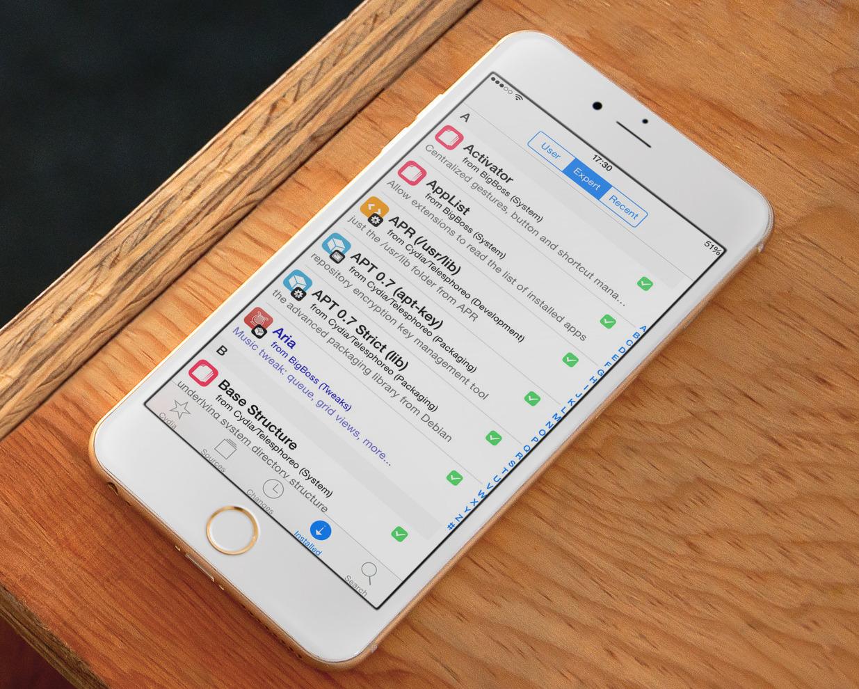 Cydia-Expert-mode-iPhone-6