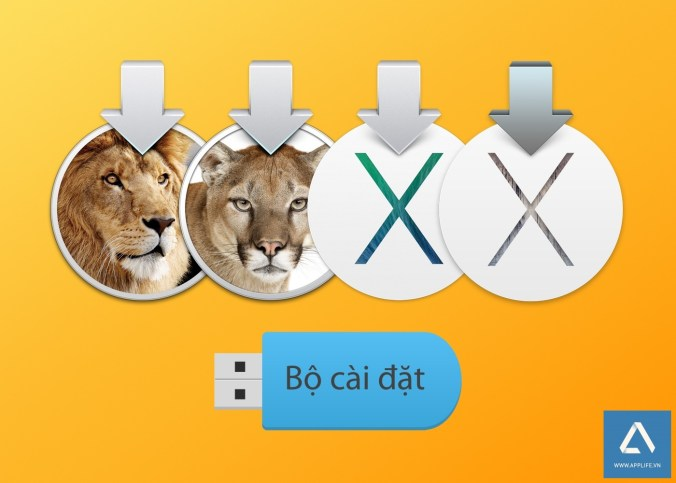 OS X Installers